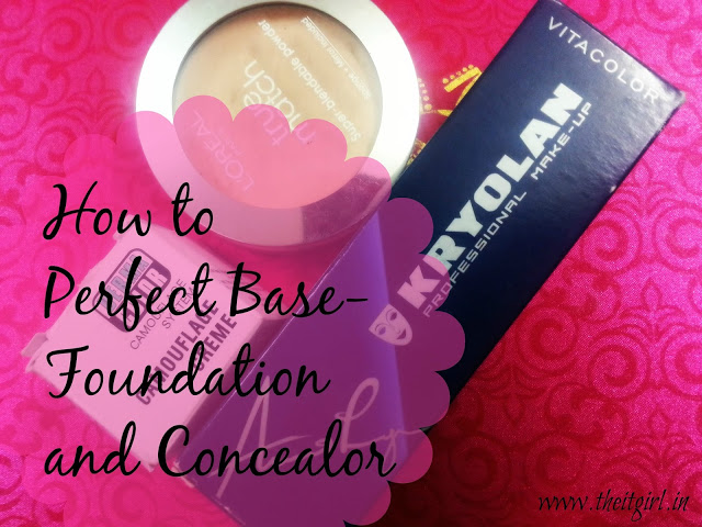 theitgirl:How to do Base Makeup