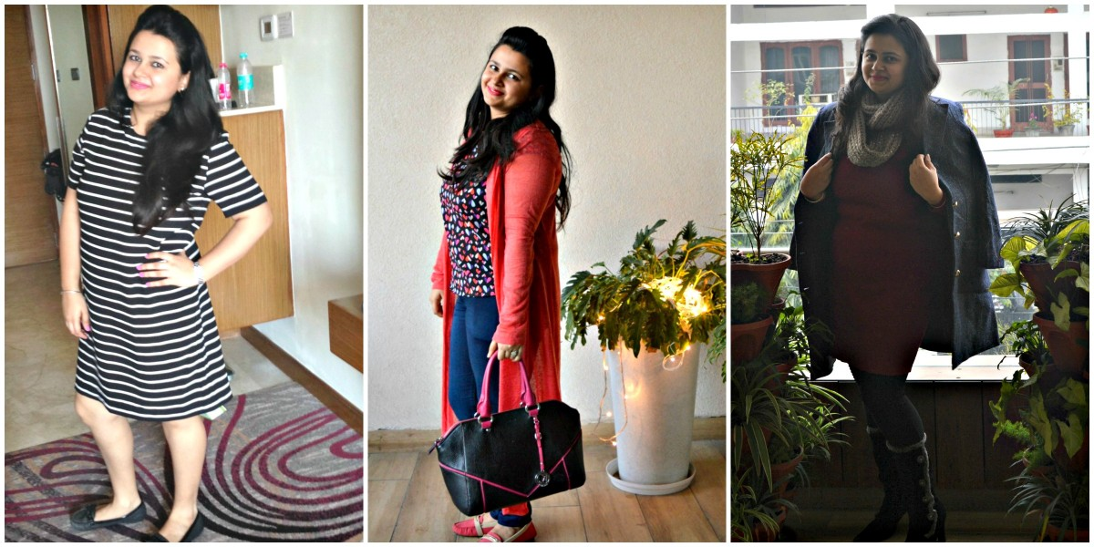 Winter outfits for January 2016