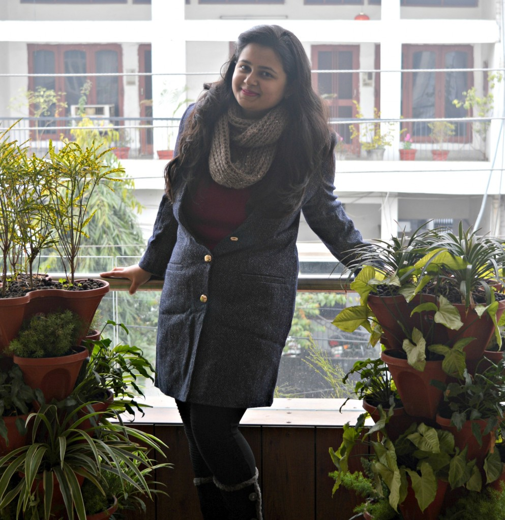 how to layer in winters