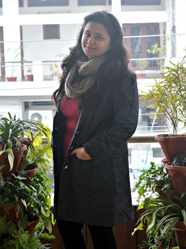 Layering in winters