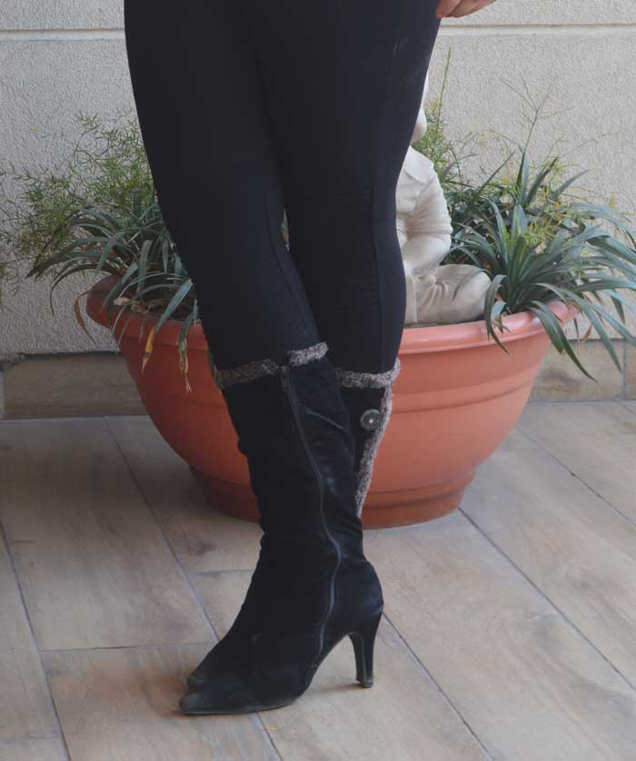 boots with fur lining