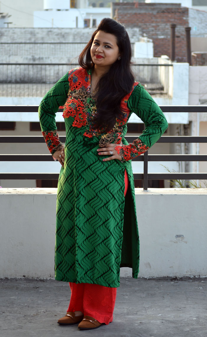 Indian Outfit
